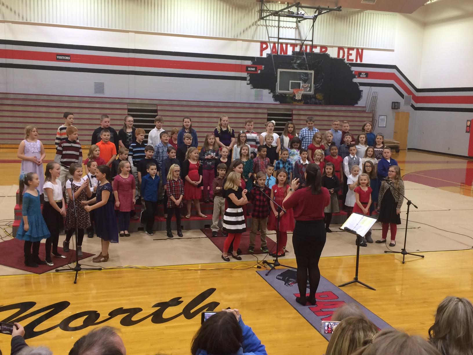 3rd Grade Christmas Program
