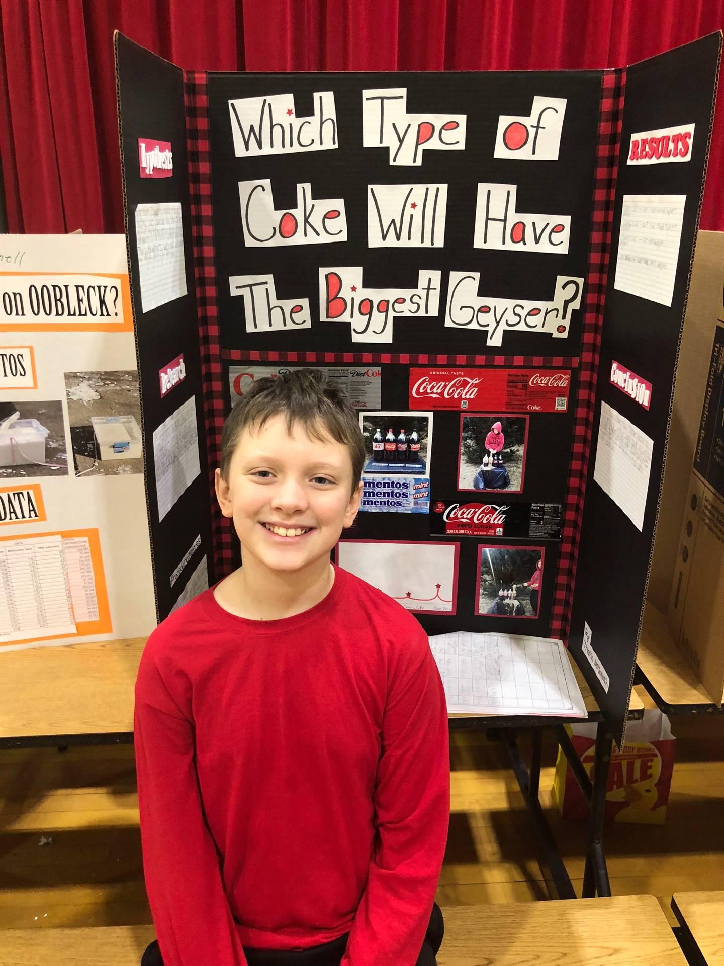 4th Grade Science Fair