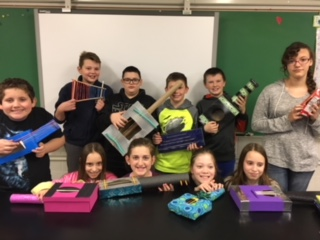 5th Grade Science Instruments