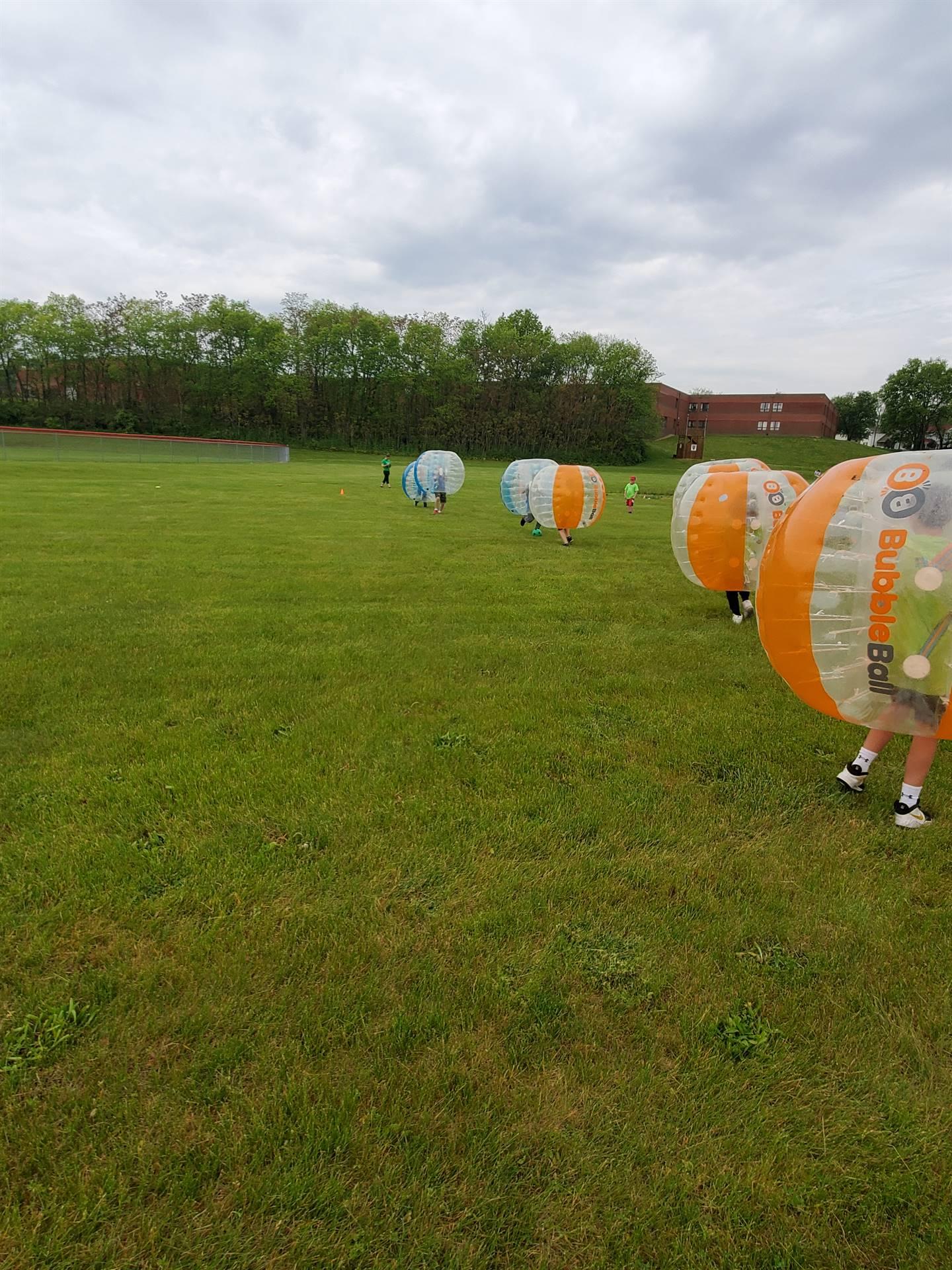 4th Grade Back Yard Camping!